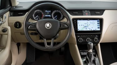 Apple CarPlay and Android Auto is fitted across the range as standard