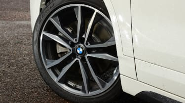 BMW X2 SUV alloy wheels