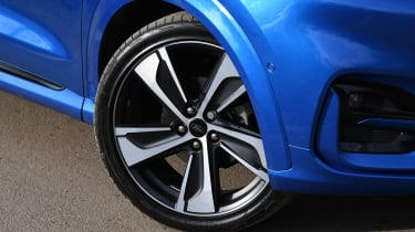 Ford Puma alloy wheel option