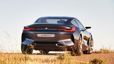 It heralds a new set of design cues for BMW