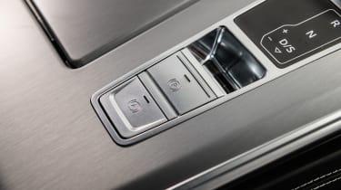 Audi A7 Sportback hatchback handbrake