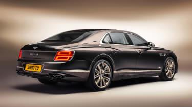 Bentley Flying Spur Odyssean Edition - rear 3/4 static