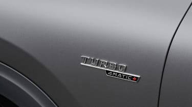 Mercedes-AMG GLA 45 S SUV badges