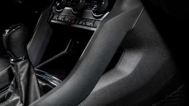 This handy space within the centre console can be used to wirelessly charge your smartphone