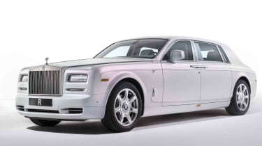 Regular Rolls Royce phantom too austere for you? Step this way. The Serenity takes tailored opulence to the next level...