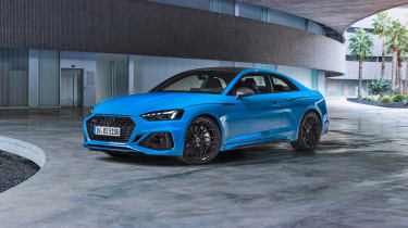 2020 Audi RS5 Coupe - front 3/4 static