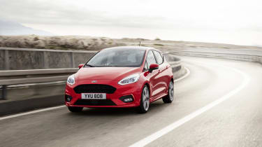 The Fiesta has been a frequent best-seller since its launch in 1976