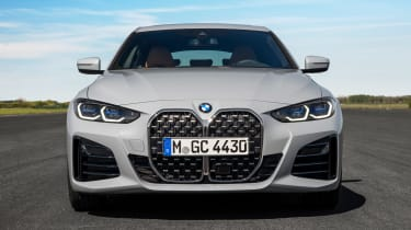 New BMW 4 Series Gran Coupe - front static