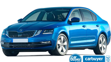 Skoda Octavia Best Buy cutout
