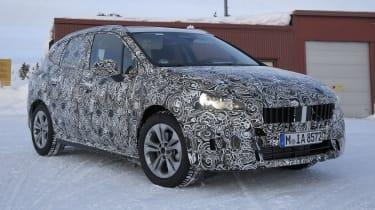 BMW 2 Series Active Tourer prototype