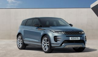New Range Rover Evoque 2019 reveal front