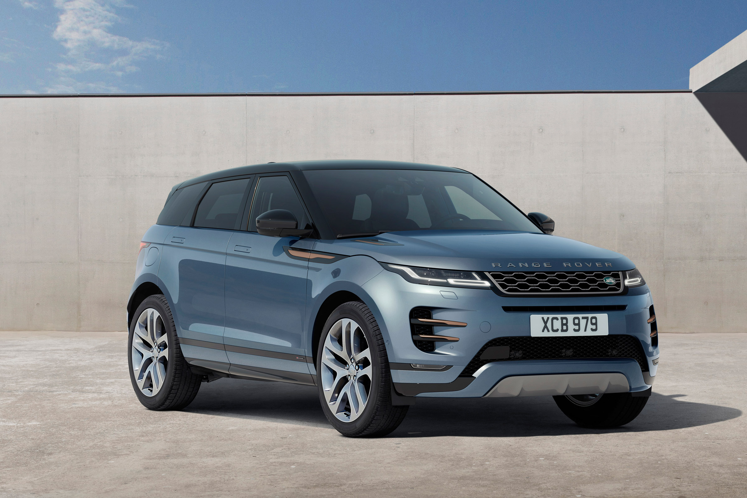 New Range Rover Evoque 2019 Prices And Specifications Carbuyer