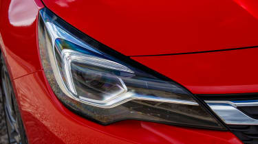 Some versions have automatic headlights, but all have air-conditioning and a DAB digital radio