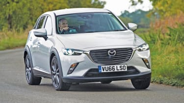 The Mazda CX-3 can hold its head high among the best small SUVs to drive