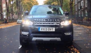 Range Rover Sport 2013 front static