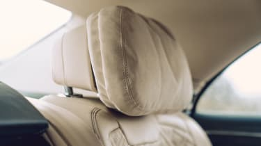 Bentley Continental Flying Spur saloon headrests