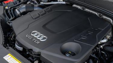 Audi A6 Allroad quattro estate engine