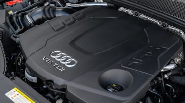Audi A6 Allroad quattro estate engine