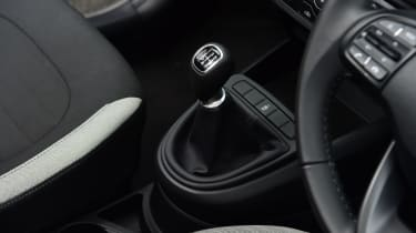 Hyundai i10 hatchback gearlever