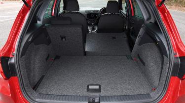 SEAT Arona FR Sport - boot