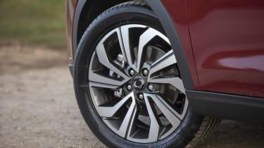 SsangYong Tivoli alloy wheel