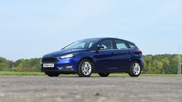 The Ford Focus is great to drive, full of technology and very refined.