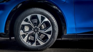 Ford Mustang Mach-E SUV alloy wheels