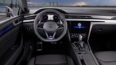 2020 Volkswagen Arteon R hatchback - interior
