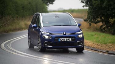 The Citroen Grand C4 Picasso showed the world MPV's don't have to be boring