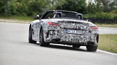 BMW will be aiming to steal sales away from the Porsche 718 Boxster.