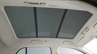2021 Skoda Fabia - roof window