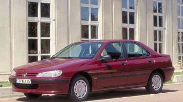 Peugeot 406 – Taxi