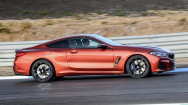 BMW 8 Series side