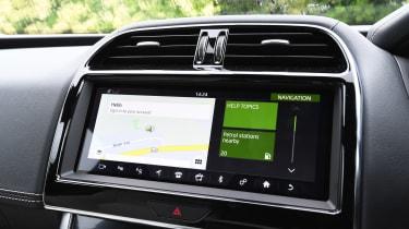 Jaguar XE saloon Touch Pro Duo