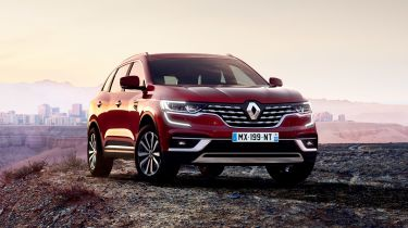 Renault Koleos facelift - front 3/4 static