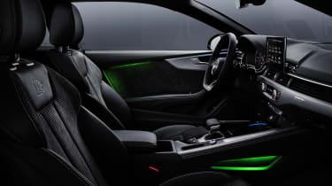 Audi A5 seats