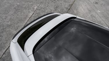 Porsche Cayenne Turbo S E-Hybrid - rear tailgate