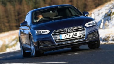 It can also make a stylish alternative to the Audi A4 saloon, and rivals include the BMW 4 Series Gran Coupe
