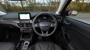 Ford Focus Vignale - dashboard