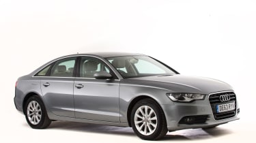 The 2004-2011 Audi A6 was a sharp looking executive car...