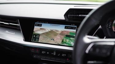 Audi A3 Sportback hatchback navigation
