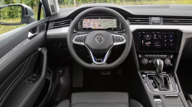 Volkswagen Passat Estate interior