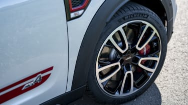 2020 MINI Countryman John Cooper Works alloy wheel