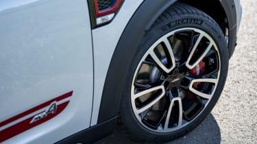 2020 MINI Countryman John Cooper Works alloy wheel