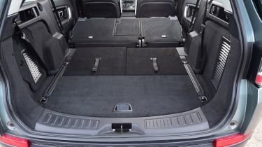 Land Rover Discovery Sport HSE interior boot 2