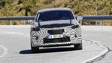 2020 Renault Captur hybrid  - front
