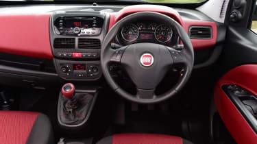 Fiat Doblo interior
