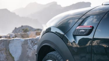 MINI John Cooper Works hatchback - detail