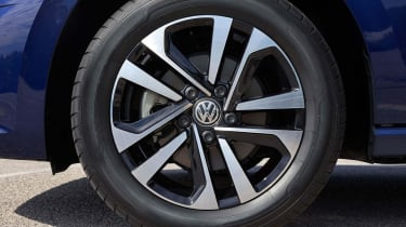 Volkswagen Polo, T-Cross and T-Roc United alloy wheel