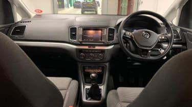 Volkswagen Sharan 2.0 TDI CR BlueMotion Tech 150 SE